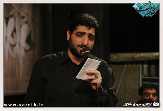 سید مجید بنی فاطمه فاطمیه دوم 93