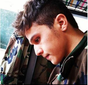 شعری تقدیم به جوان ترین شهید مدافع حرم