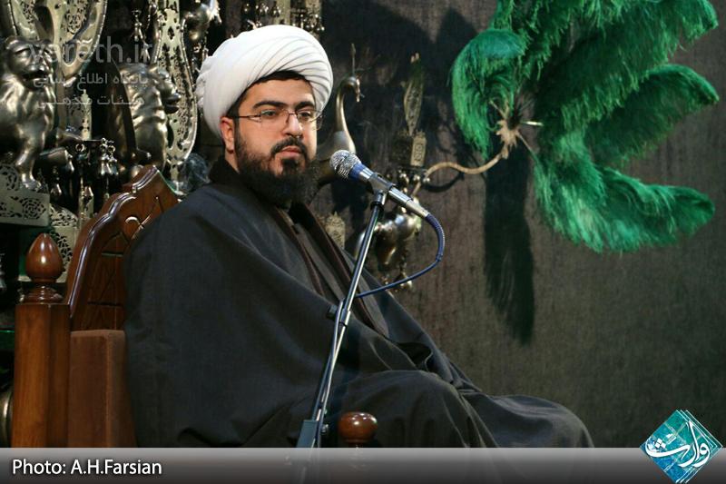 حجت الاسلام سعدیان
