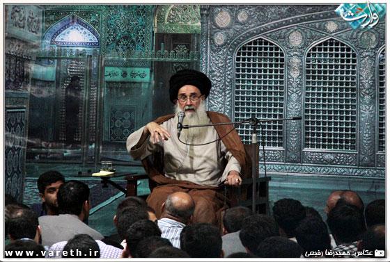 منبرهای یک دقیقه ای/دو تأکید مهم و همیشگی امام رضا علیه السلام