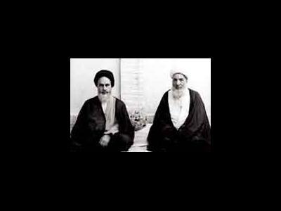 عالمی که تا چهل کیلومتری نجف به استقبال امام خمینی آمد