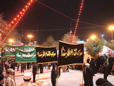 جزئيات عزاداري زائران ايراني در كربلا اعلام شد