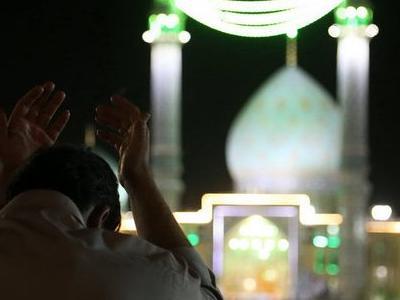 تدارک جمکران برای وداع با رمضان