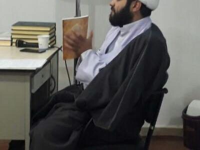 برگزاری كارگاه آموزشي فاطميه و دوره آموزش مداحی در کانون روضه الشهدا