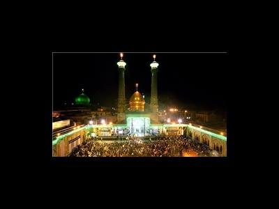 پرچم گنبد حرم حضرت عبدالعظیم حسنی(ع) تعویض میشود+جزئیات برنامهها