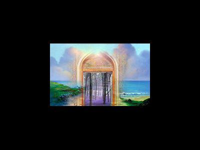 اهل بهشت در موقع ورود چه می گویند؟