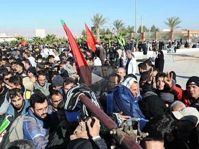 شهرستان مهران؛ دروازه عتبات عالیات+فیلم