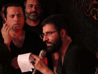 فیلم/ حاج حسین سیب سرخی: کهنه پیراهن گمانم در مزار زینب است ...