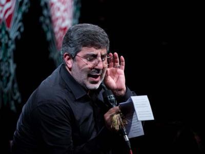 حاج محمدرضا طاهری: پاک خون لخته از لبت کردم