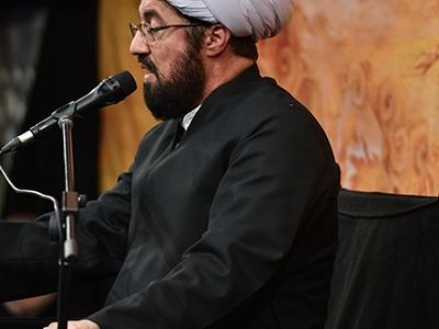 حجت الاسلام عالی: با نگاه حسینی به عالم مشکلات و بلاها کوچک و قابل تحمل میشود