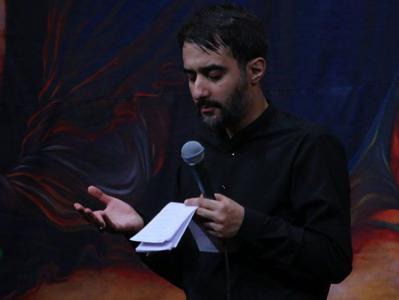 مراسم شب پنجم محرم در هیئت ثارالله مسجد الهادی(ع)