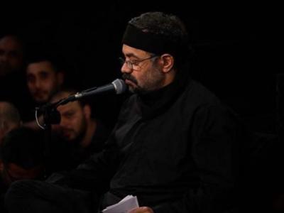 صوت/حاج محمود کریمی شب ششم محرم ۹۷
