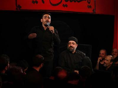 صوت/حاج محمود کریمی شب پنجم محرم ۹۷