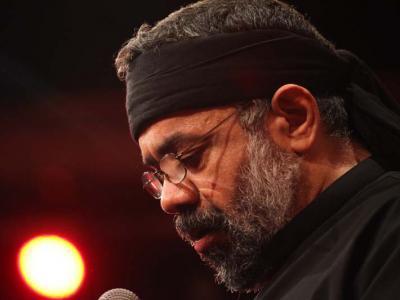 فیلم/ حاج محمود کریمی: یابن زهرا رو سوی کرببلا آورده ام
