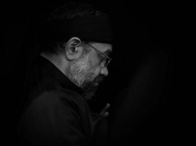 فیلم/ حاج محمود کریمی: قدم قدم باهر دم ، به عشق تو دل دادم