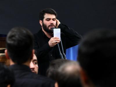 صوت/حاج میثم مطیعی شب عاشورای محرم97