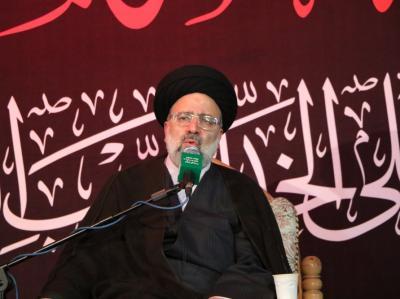 حجتالاسلام رئیسی: پذیرش مقدرات الهی و مبارزه با سلطهگران، پارادوکس نیست