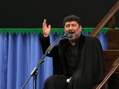 صوت/حاج سعید حدادیان شب دوازدهم محرم97