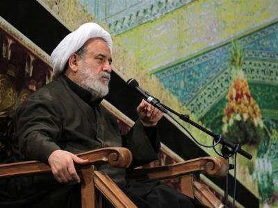 دهه سوم محرم و سخنرانی استاد انصاریان در تهران