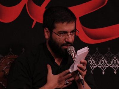 صوت/حاج حسین سیب سرخی شبهای هشتم تا دهم محرم97