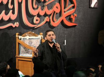 صوت/ امیر عباسی؛شب های جمعه روضه شده التیام ما
