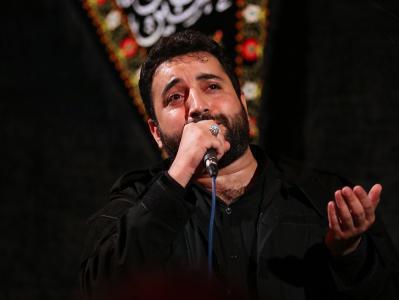 کربلایی سید حجت بحرالعلومی: آقا چه شد که روی تو در آفتاب سوخت
