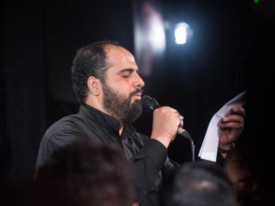 حاج عباس سیب سرخی: عاشقم برروی زینالعابدین
