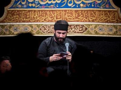 کربلایی حسین طاهری : حلالم کن حسین