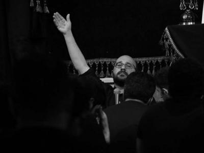 عزاداری شهادت امام حسن مجتبی (ع) در هیات روضهالشهدا