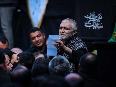 صوت/ حاج منصور ارضی: شهریارا باز کن آغوش مهمان آمده
