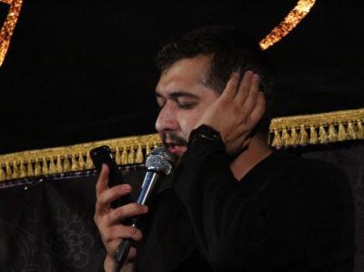 مراسم عزاداری اربعین حسینی در هیئت محبان حضرت علی اصغر(ع)