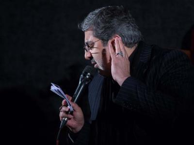 فیلم/ حاج علی انسانی و حاج محمدرضا طاهری: پدری از پسر خویش جدا خواهد شد