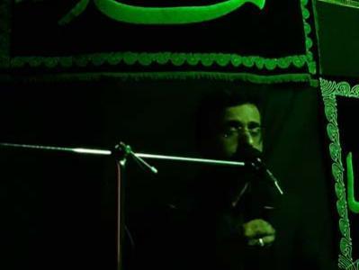 ارسالی/مراسم عزاداری ایام آخر ماه صفر در هیئت اصحاب القائم طهران