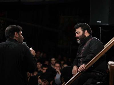 مراسم عزاداری روزهای پایانی صفر در حسینیه آیت الله شاهرودی مشهد / بخش دوم