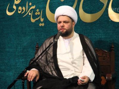 منبرهای یک دقیقه ای/ حضرت علی اکبر(ع) دست پرورده حضرت سید الشهدا (ع) بودند