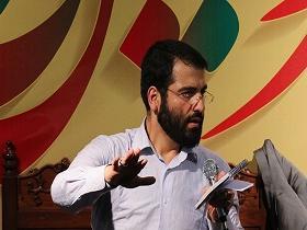 صوت/حسین سیب سرخی: روز جزا بدون تامل رود بهشت(سرود)