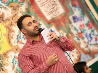 کربلایی محمد فصولی : کوه صبر و شجاعتی