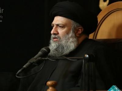 فیلم/حجت الاسلام علوی تهرانی: 10ساله میری هئیت اما بوی خدا نگرفتی