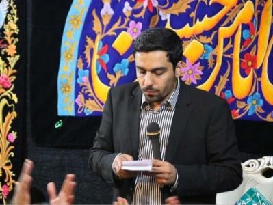 صوت/ کربلایی حنیف طاهری: در حد قلم نیست که قرآن بنویسد