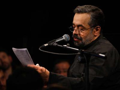 فیلم/ حاج محمود کریمی: سه ستاره داشتم،یک ماه به فدای اباعبدالله