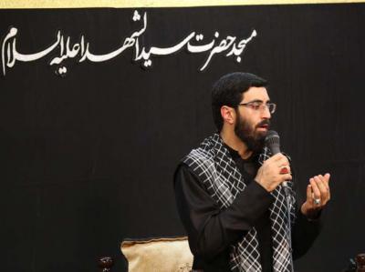 رمضان 1400/ سید رضا نریمانی؛ توی سختی و مشکلات میدونم