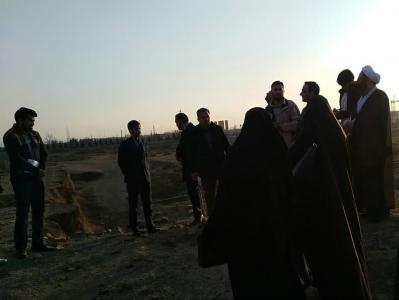 طلاب جهادی به وضع حاشیه نشین های تهران رسیدگی کردند+ عکس
