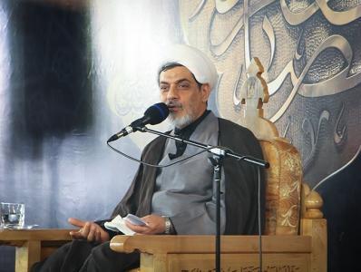 حجت الاسلام رفیعی : خودتو نباز...!