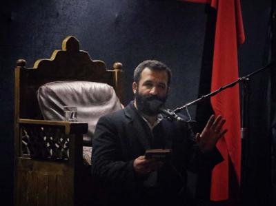 شب سوم مراسم عزاداری دهه دوم فاطمیه درمسجد دانشگاه تهران