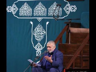 روضهخوانی حاج منصور ارضی در حسینیه امام خمینی(ره) + فیلم