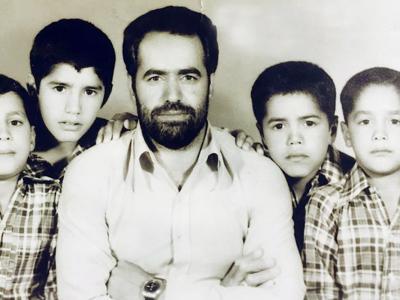همه پسرهایم را دعا کردم جز حاج محمود! + تصاویر
