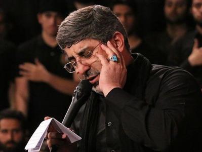 مراسم شب شهادت امام هادی(ع)در مسجد الهادی