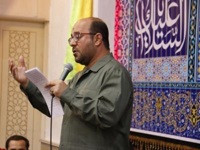 جشن میلاد بابالحوائج حضرت ابالفضل(ع) در حسینیه روضهالشهدا