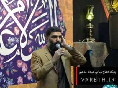 فیلم/ مداحی حاج موسی رضایی در منطقه سیل زده سوسنگرد