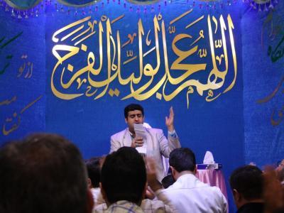 جشنمیلاد حضرت علی اکبر(ع)  در هیئتاصحاب القائم (عج)